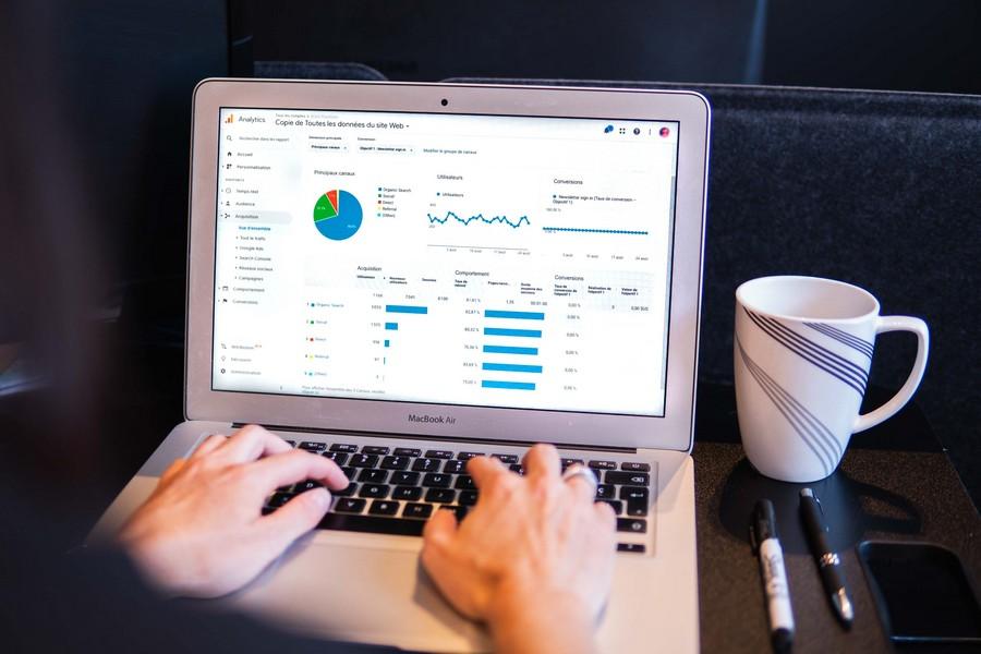 12 narzędzi przydatnych w biznesie online - Google Analytics