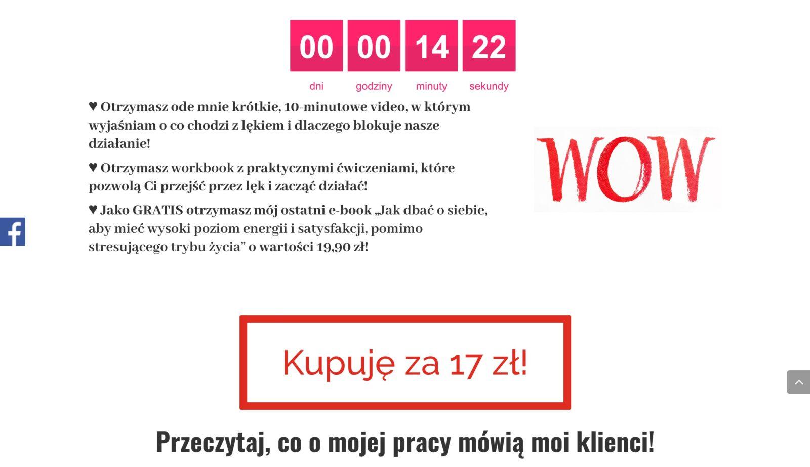 Jak wykorzystać licznik betimes.pl - One Time Offer