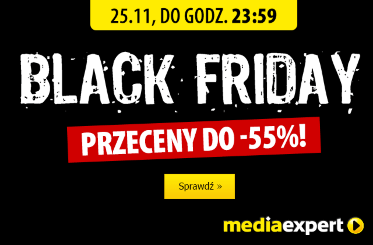 Black Friday -55%