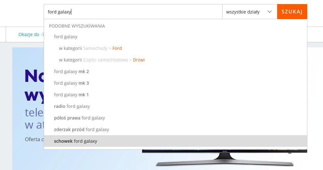 Jak ułatwić wyszukiwanie w sklepie internetowym?