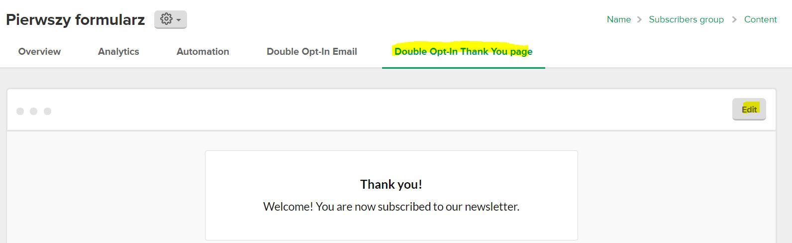 Jak zacząć budować listę mailingową w Mailerlite?